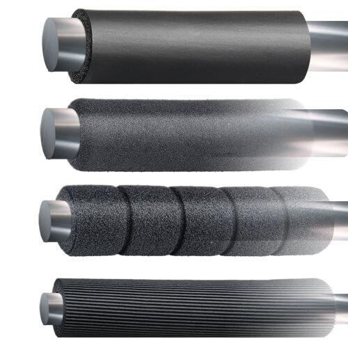 Customizable Foam Tubing Npvc Foam Tubes Trim Lok