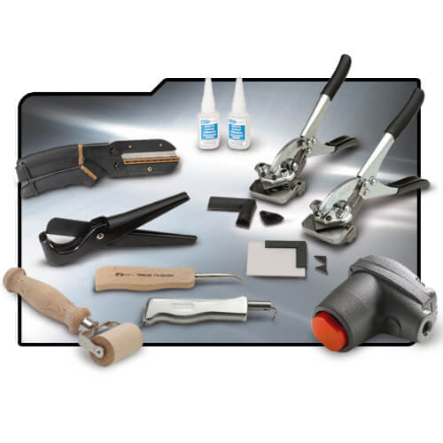 Tools & Accessories Category for Trim and Seal Installation